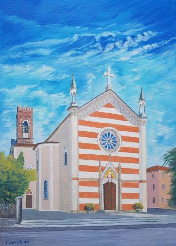 Chiesa - Stroppari di Tezze sul Brenta