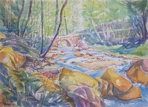 Il placido torrente
